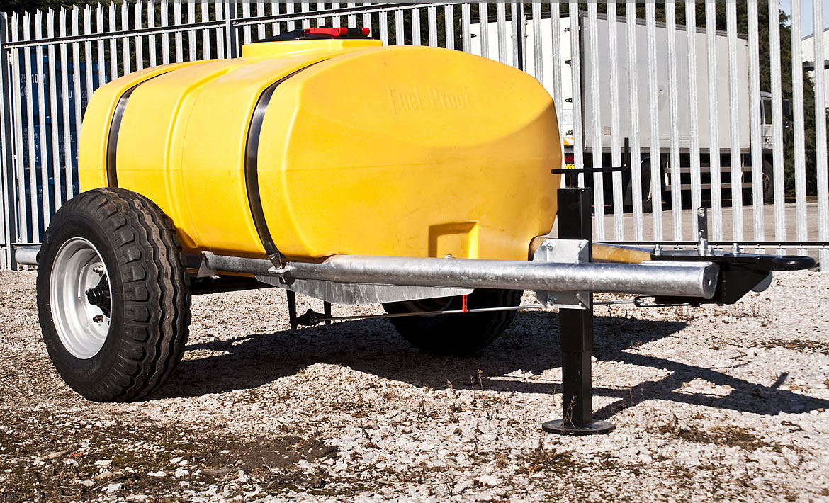 1,140 Litre Site Tow Water Bowser