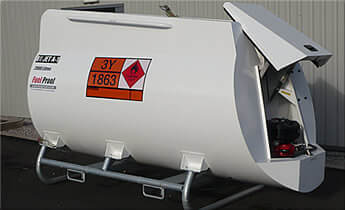 Static Aviation Fuel Tanks