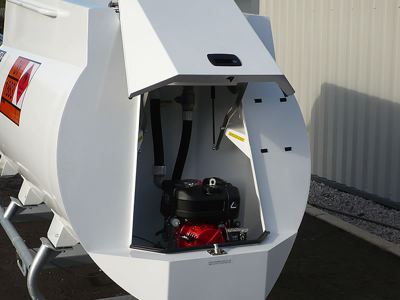 Static Aviation Fuel Tank Pump Cabinet